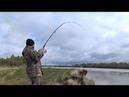 Рыбалка на севере, непонятный инцидент с местными (описание под роликом)