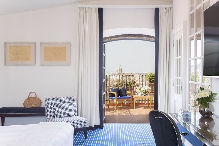 Лучшие отели мира от Soul Travel Hotel Lungarno (Италия), изображение №4