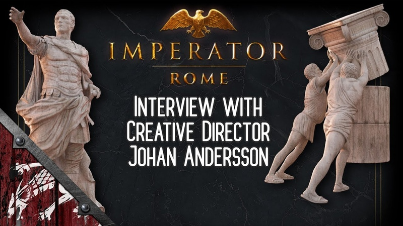 Interview with Creative Director Johan Andersson @ PDXCon 2019
