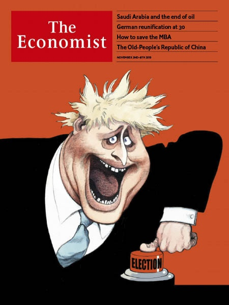 The Economist UK - 2 November 2019