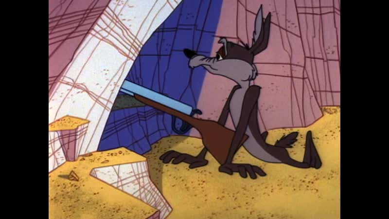 Roadrunner and Wile E Coyote War and Pieces 1964
