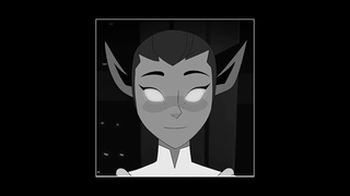 Chipped Catra edit.