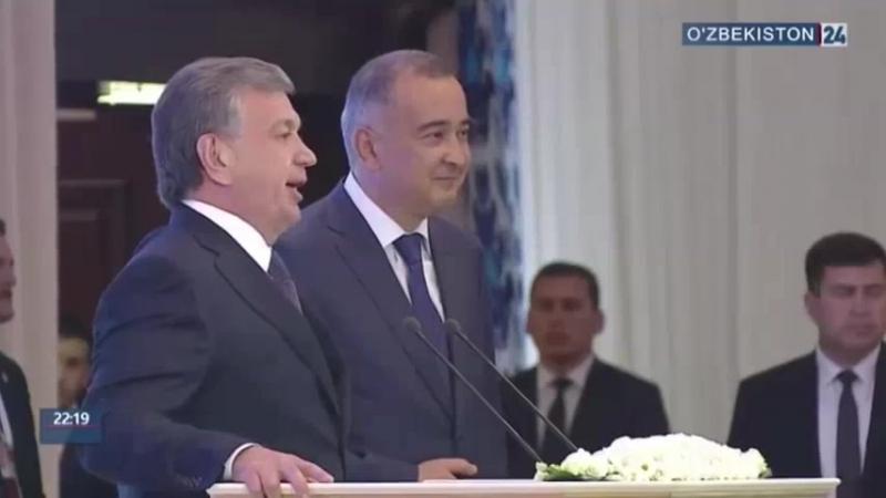 Shavkat Mirziyoyev Toshkentning yangi Hokimi Jahongir Ortiqxo'jayev haqida