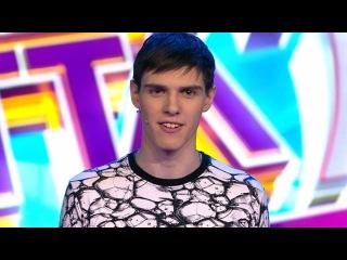 Comedy Баттл - Баря (Игорь Баранов) (1 тур, сезон 1, выпуск 8, эфир )