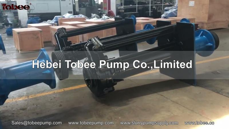 Tobee 100RV SPR vertical submerged sump pumps