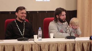 10-летие памяти отца Даниила. Священник Алексей Сергеев и Александр Антонюк