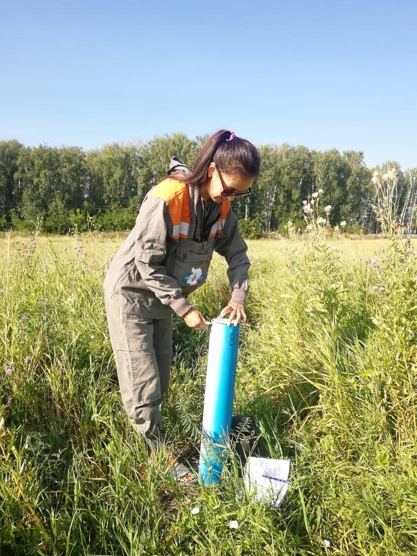 мониторинг состояния грунтовых вод