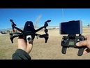 KK13 Dragonfly Brushless GPS 2 Axis Gimbal Drone Flight Test Review