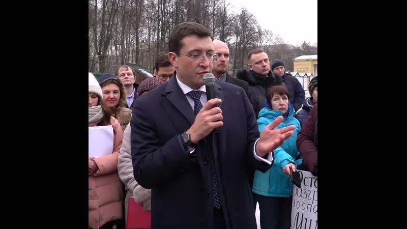 """Глеб Никитин высказал личное мнение о судьбе Мишутки"""""""