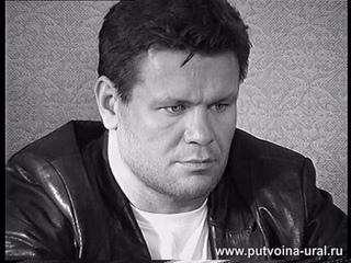 """А.С. Фёдоров: Олег Тактароов в СФ """"РИНГС - Екатеринбург""""."""