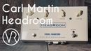 HeadRoom / Carl Martin / Dual Analog Spring Reverb / VintageandRare