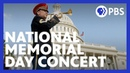 2020 National Memorial Day Concert | Full Broadcast | PBS