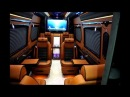 Mercedes benz sprinter vip transformari microbuze