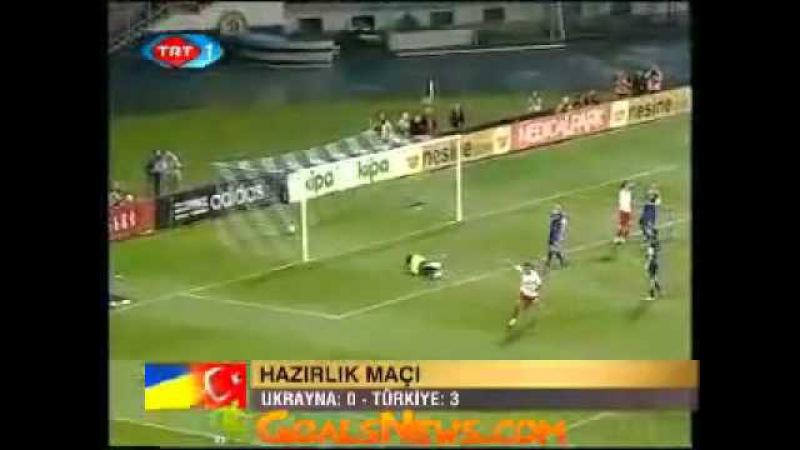 2009. Ukraine - Turkey 0-3