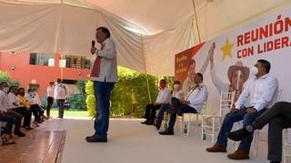 Gerardo Fernández Noroña Santa Lucia Oaxaca 1 Marzo 2021 📽📽📽