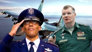 Пилоты ВВС США рассказали чего они боятся при встрече в небе с ВКС России