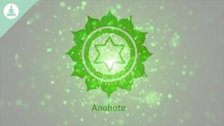 Heart Chakra, Anahata Meditation Music, Tibetan Bowls, Chakra Healing