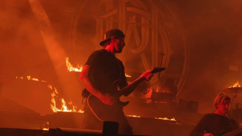 PARKWAY DRIVE Crushed Bloodstock 2019