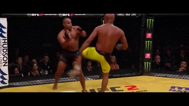 Anderson Silva The Spider ПАУК