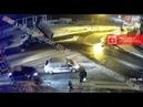 Самосвал в Рыбинске сбил несколько светофоров