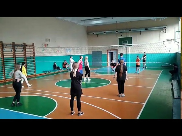 Тренировка по волейболу 17 09 2020