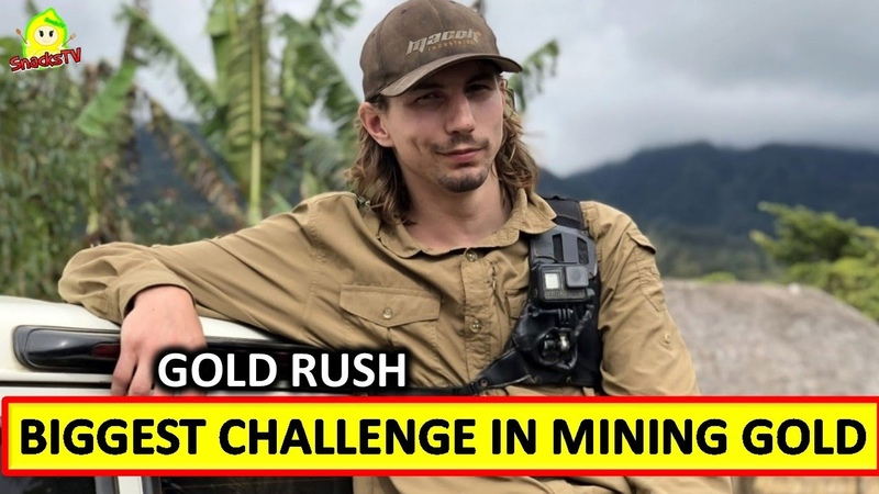 Gold Rush Parker Schnabel And The Biggest Challenge In Mining Thousands Ounces Of Gold