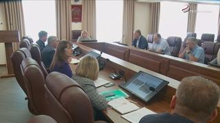 Совещание по вопросам организации вывоза мусора региональным оператором МСК-НТ