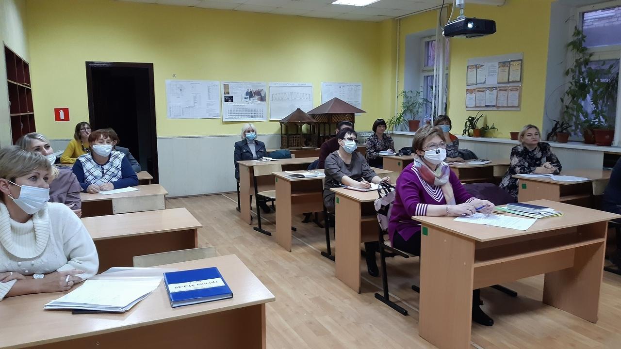 семинар-практикум, посвященный вопросам аттестации педагогических работников