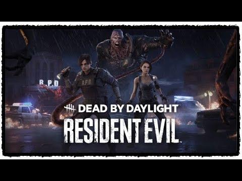 💥 Dead by Daylight Resident Evil Официальный трейлер Official Trailer PS5 PS4