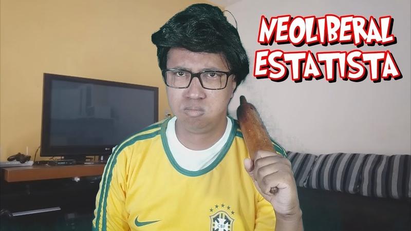 JOÃO DIREITISTA - PRIVATIZE TUDO E O ESTADO QUE FISCALIZE!