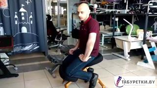 Коленный стул KW02B Smartstool и KМ01B - разбираемся, что это, купить не дорого в Минске.