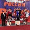 Федерация пауэрлифтинга города Москвы