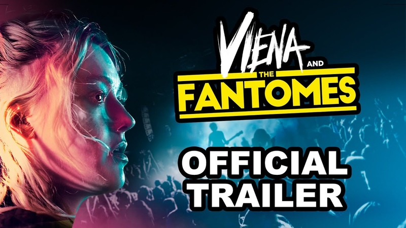 Viena and the Fantomes Official Trailer