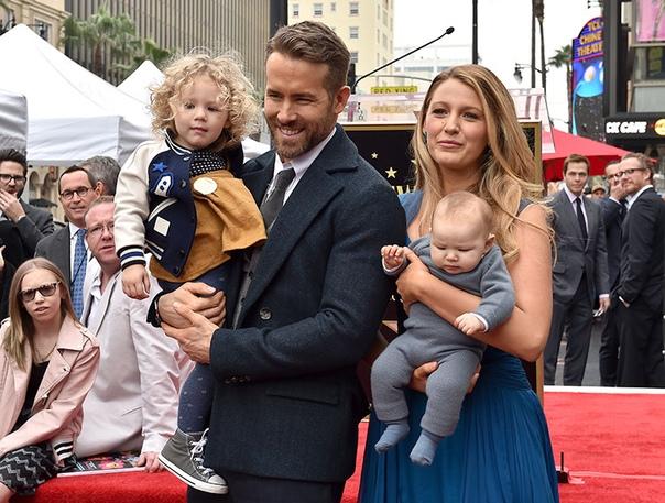 Райан Рейнольдс рассказал о секрете счастливого брака с Блейк Лайвли и об их дочерях. Актер дал новое интервью о семье и отцовстве.