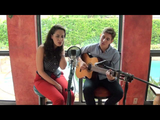 Ingrid Michaelson You and I Cover by Greg Zelek Evelyn Saavedra
