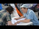 Сбор подписей для подачи ИСКА в СУД на ГОРБАЧЕВА. Новосибирск. Площадь Калинина. 14.07.2021