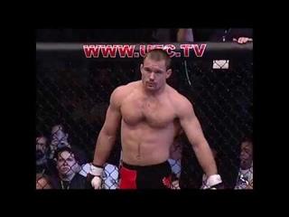 Классика UFC: Мэтт Хьюз vs Карлос Ньютон