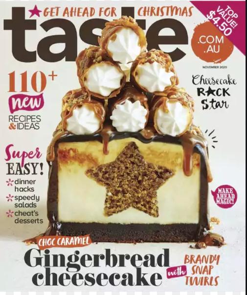 Taste.com.au - November 2020
