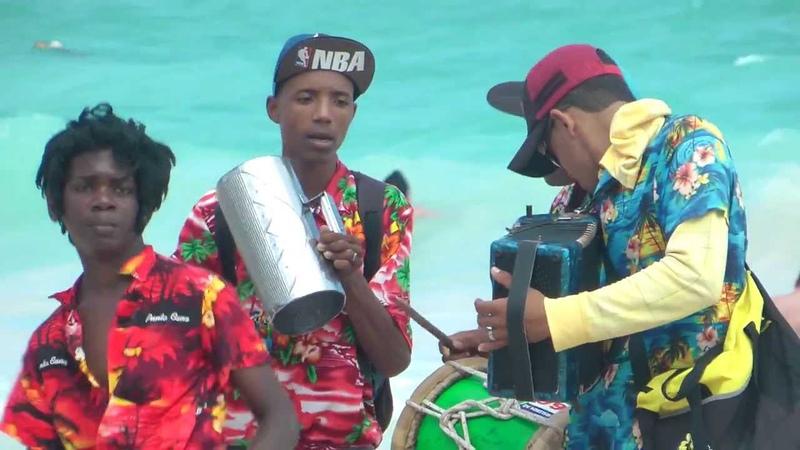 2013 12 19 ГУИРА в Доминикане пляж Баваро