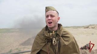 Военнослужащие Росгвардии подготовили экранизацию к песне «Мы оставались на войне»