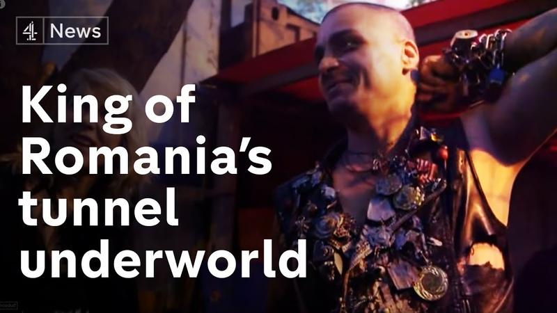 Meet Bruce Lee king of Romania's tunnel underworld
