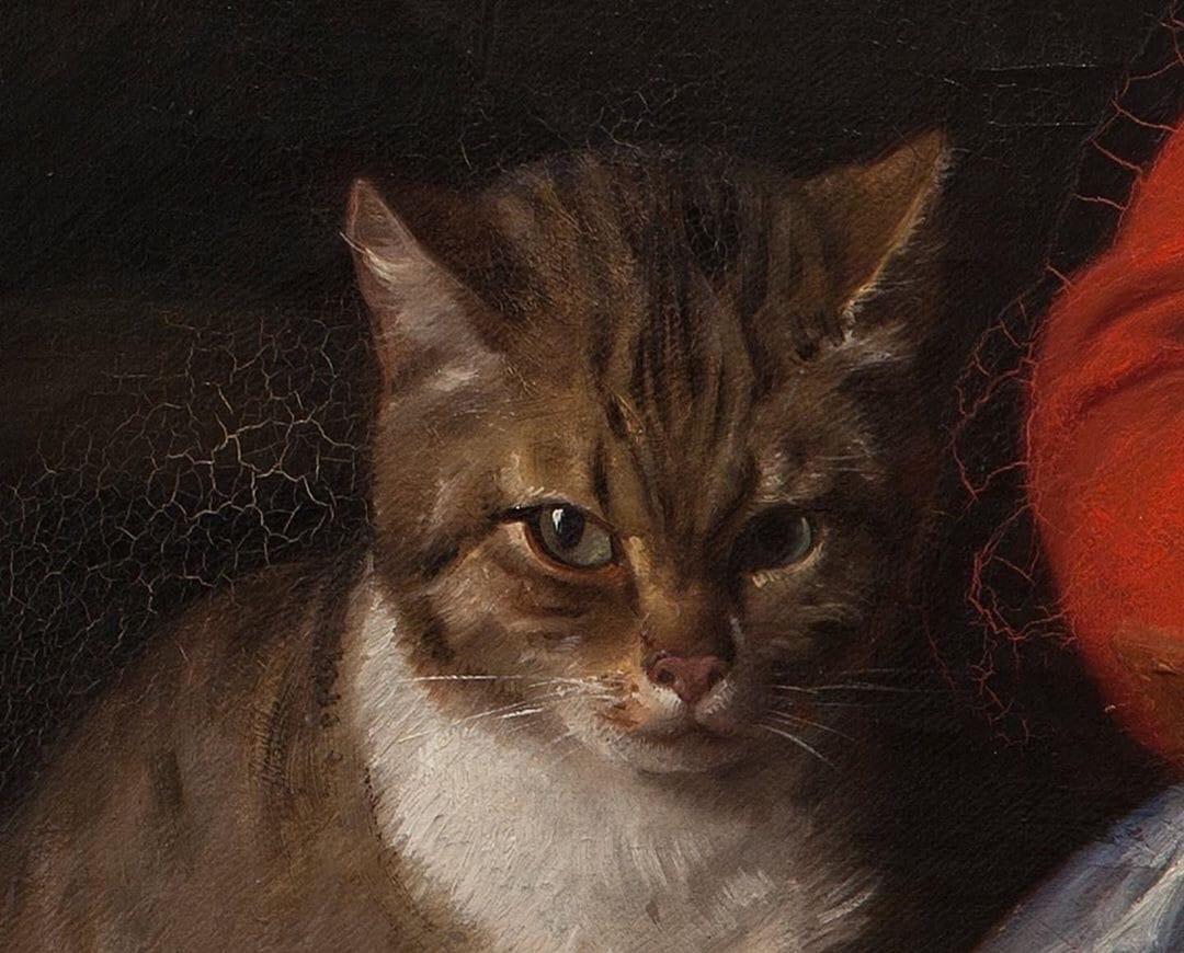 Не все замечают на известной картине Карла Блоха четвёртый осуждающий взгляд.