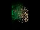 фестиваль фейерверков в Олимпийском парке в Сочи