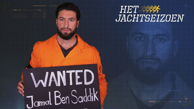 Jamal Ben Saddik op de Vlucht Jachtseizoen'20 10