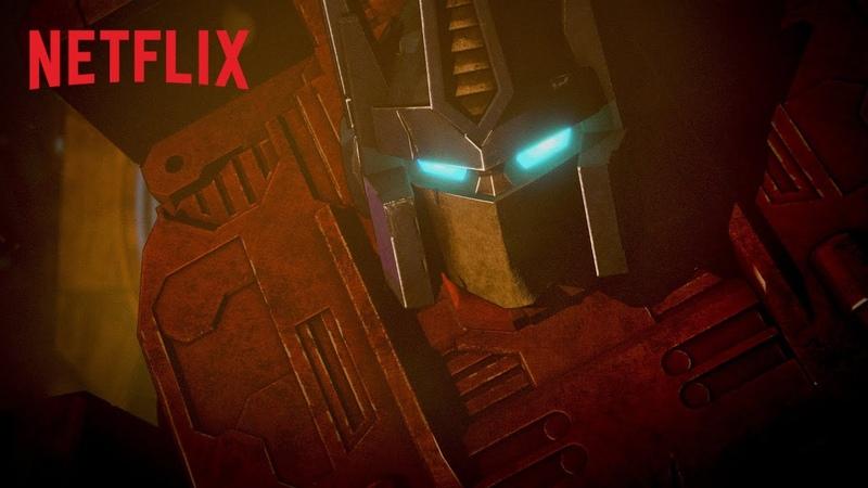 Transformers War For Cybertron Trilogy Siege | New York Toy Fair | Netflix