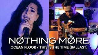 NOTHING MORE  This Is The Time (Ballast) Cover by Lauren Babic & @GrootGuitar