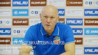 ЕНИСЕЙ ТВ | «Енисей» - «Нижний Новгород»: пресс-конференция