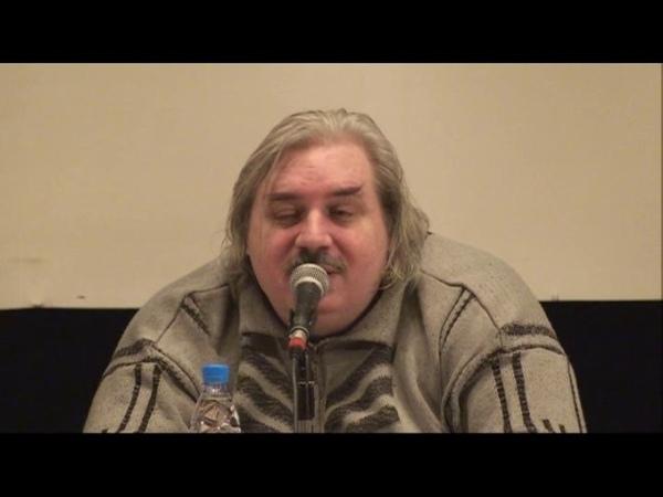 Николай Левашов. 2008. 05.17. 12. Об обряде крещения