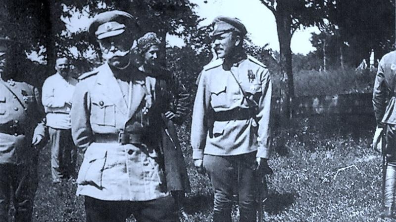 Больше чем офицеры Из курса Русское военное искусство
