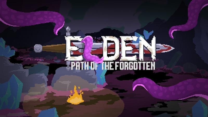 Elden Path Of The Forgotten Хочищь Нимножка Hyper Light Drifter'a